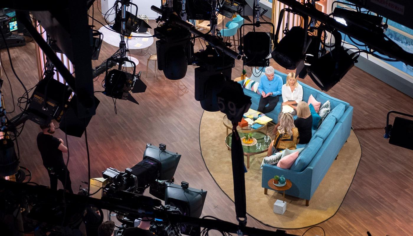ITV Daytime Shows - BBC Studioworks